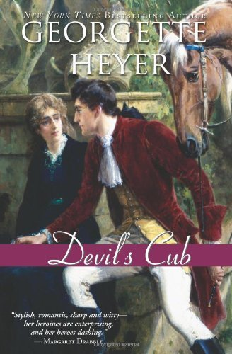 Georgette Heyer Devil's Cub