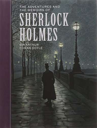 Sir Arthur Conan Doyle The Adventures And The Memoirs Of Sherlock Holmes