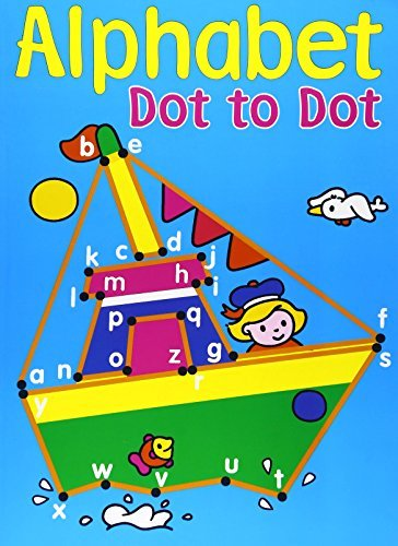 Sterling Publishing Company Alphabet Dot To Dot