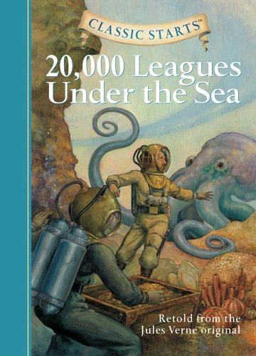 Jules Verne Classic Starts 20 000 Leagues Under The Sea