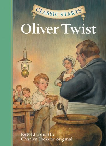 Charles Dickens Classic Starts(r) Oliver Twist Abridged