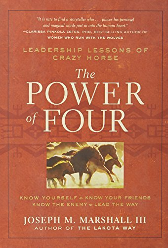 Marshall Joseph M. Iii The Power Of Four Leadership Lessons Of Crazy Horse