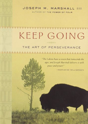 Marshall Joseph M. Iii Keep Going The Art Of Perseverance