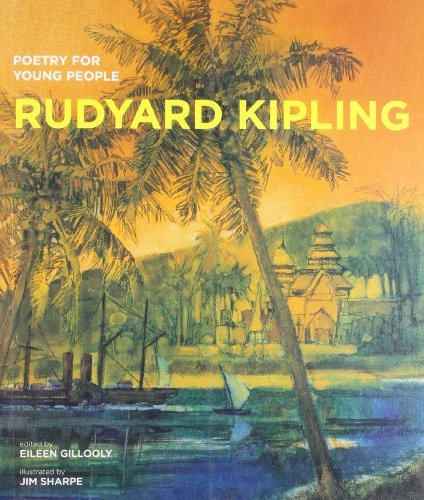 Eileen Gillooly Poetry For Young People Rudyard Kipling