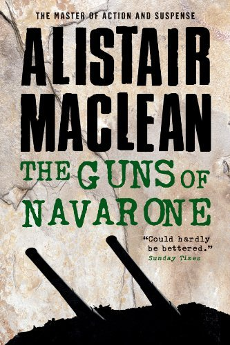 Alistair Maclean Guns Of Navarone The Sterling