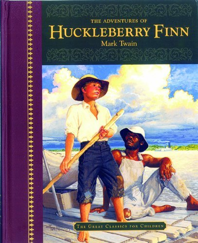Mark Twain Adventures Of Huckleberry Finn