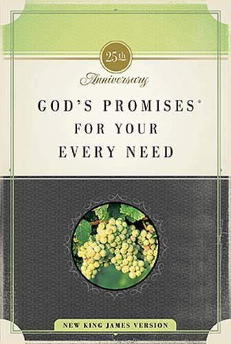 Jack Countryman God's Promises For Your Every Need 25th Anniversa