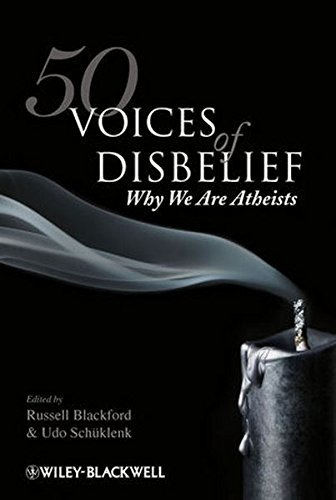 Russell Blackford 50 Voices Of Disbelief