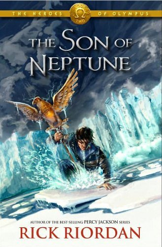 Rick Riordan The Son Of Neptune Large Print