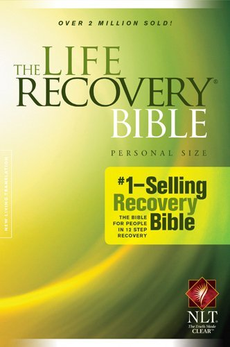 Stephen Arterburn Life Recovery Bible Nlt Personal Size