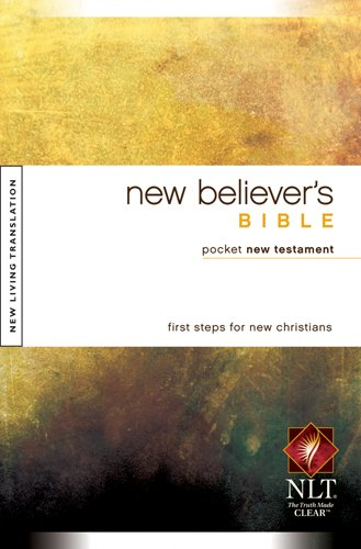 Tyndale New Believer's Bible Pocket New Testament Nlt