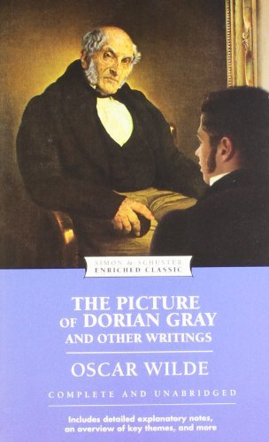 Oscar Wilde The Picture Of Dorian Gray And Other Writings Special