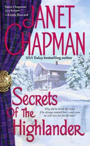Janet Chapman Secrets Of The Highlander