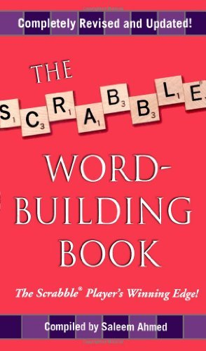Saleem Ahmed The Scrabble Word Building Book Revised