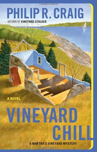 Philip R. Craig Vineyard Chill A Martha's Vineyard Mystery