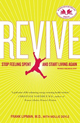 Frank Lipman Revive Stop Feeling Spent And Start Living Again