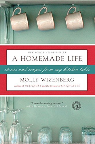 Molly Wizenberg A Homemade Life Stories And Recipes From My Kitchen Table