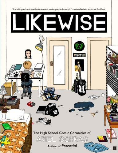 Ariel Schrag Likewise The High School Comic Chronicles Of Ariel Schrag Original