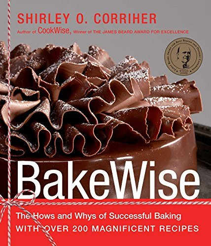 Shirley O. Corriher Bakewise The Hows And Whys Of Successful Baking With Over