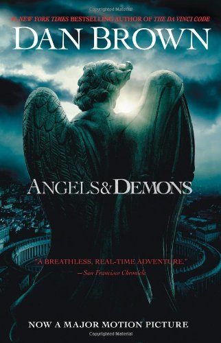 Dan Brown Angels & Demons