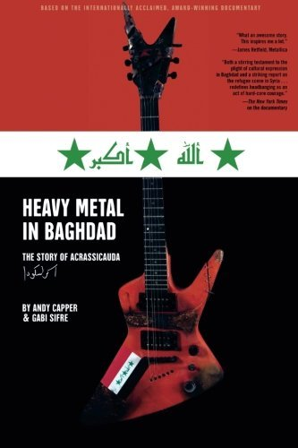 Vice Media Heavy Metal In Baghdad The Story Of Acrassicauda
