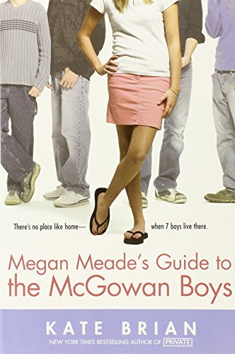 Kate Brian Megan Meade's Guide To The Mcgowan Boys