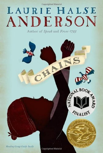 Laurie Halse Anderson Chains