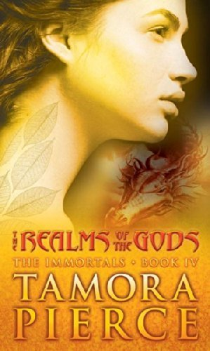 Tamora Pierce The Realms Of The Gods