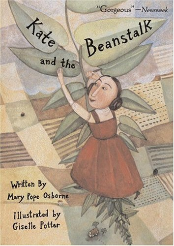 Mary Pope Osborne Kate And The Beanstalk