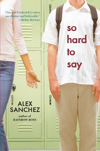 Alex Sanchez So Hard To Say Reprint