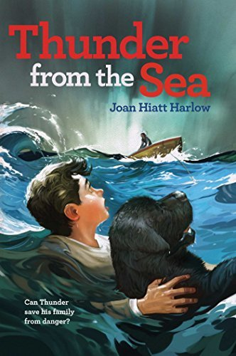 Joan Hiatt Harlow Thunder From The Sea