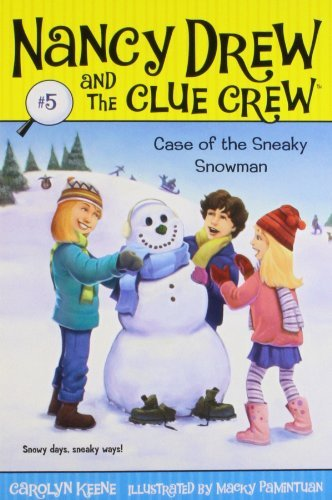 Carolyn Keene Case Of The Sneaky Snowman