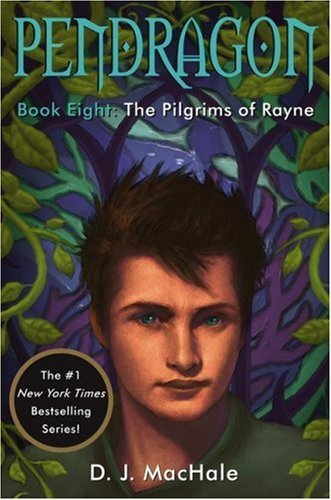 D. J. Machale The Pilgrims Of Rayne