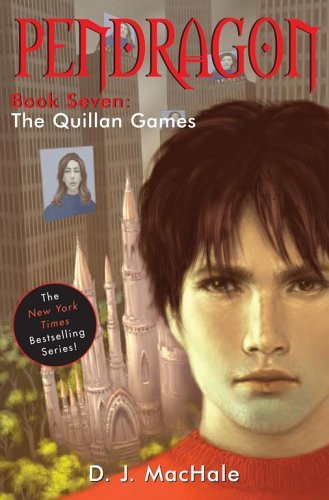 D. J. Machale The Quillan Games