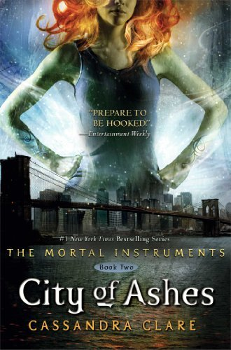 Cassandra Clare City Of Ashes