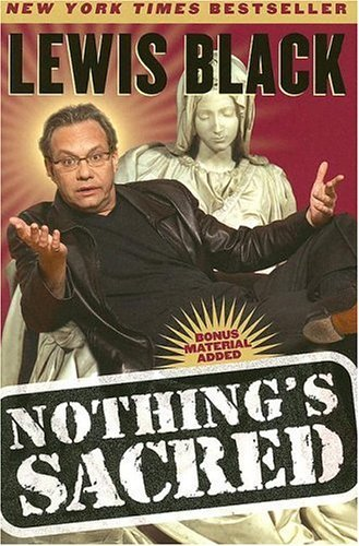 Lewis Black Nothing's Sacred