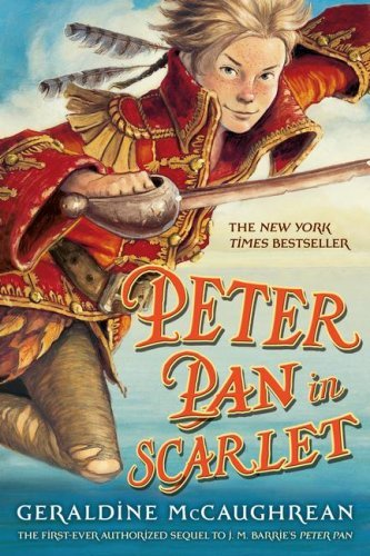Geraldine Mccaughrean Peter Pan In Scarlet Reprint