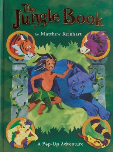 Matthew Reinhart The Jungle Book A Pop Up Adventure