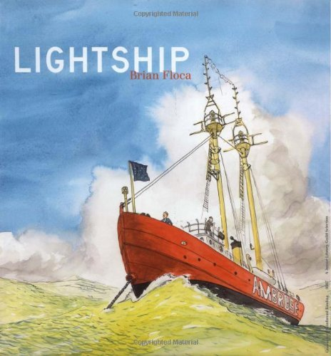 Brian Floca Lightship