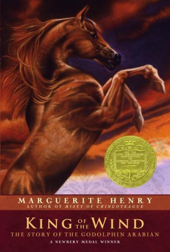 Marguerite Henry King Of The Wind Reprint