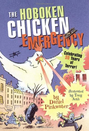 Daniel Pinkwater The Hoboken Chicken Emergency