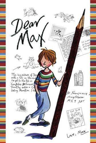 Sally Grindley Dear Max