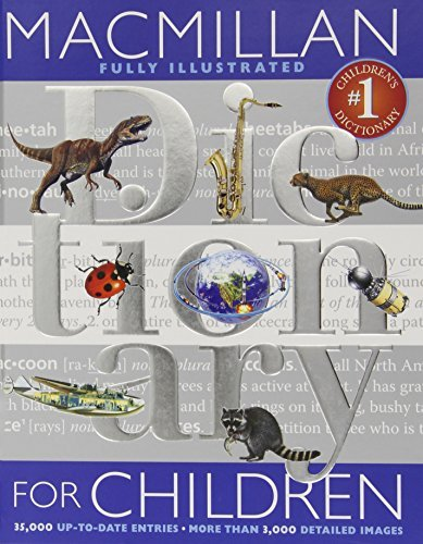 Simon & Schuster Macmillan Dictionary For Children Revised