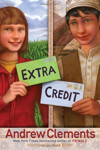 Andrew Clements Extra Credit
