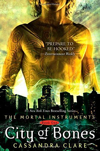 Cassandra Clare City Of Bones