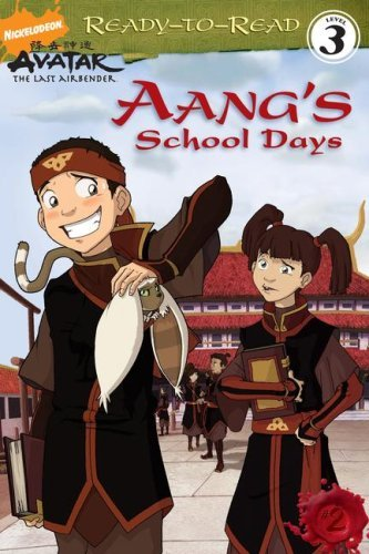 Michael Teitelbaum Aang's School Days