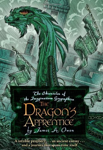 James A. Owen The Dragon's Apprentice
