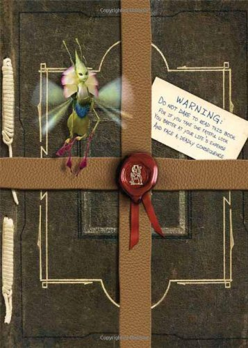 Tony Diterlizzi Arthur Spiderwick's Field Guide To The Fantastical