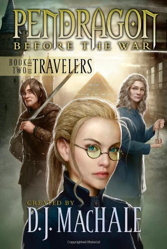 D. J. Machale Book Two Of The Travelers