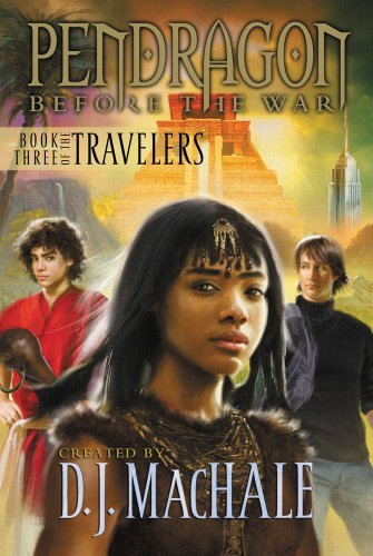 D. J. Machale Book Three Of The Travelers